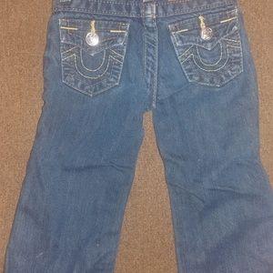 Infants True Religion Jeans.. 12 / 18 mos.